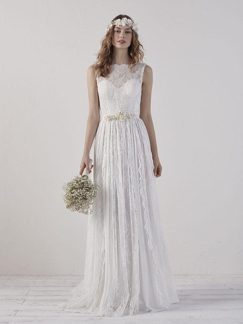Vestidos para boda civil formales