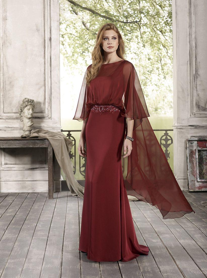 c69b8bfafc 95 vestidos de fiesta para señoras  tips para acertar con el look