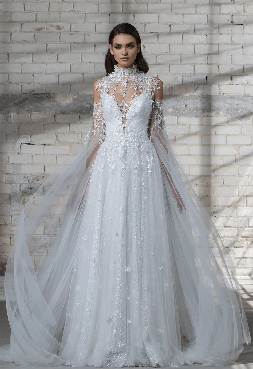 Vestidos de novia pinina 2019