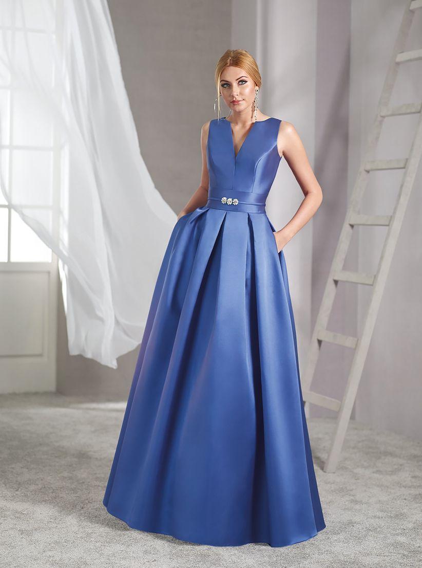 Vestido coctel para dama