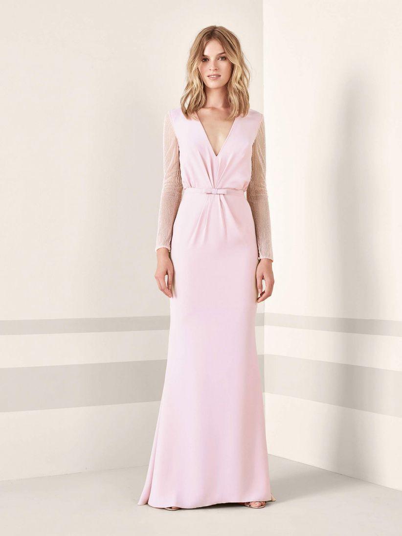 Vestidos para mujeres maduras de boda