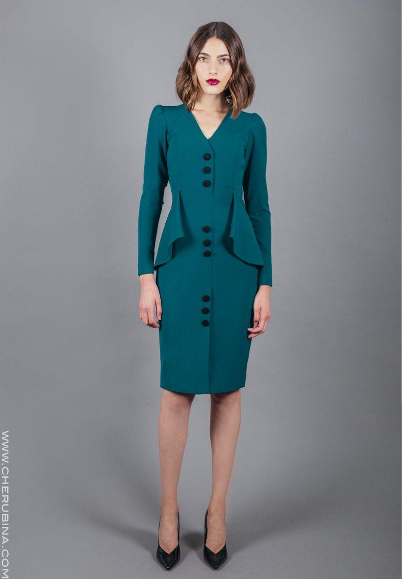 Modelos de vestidos para fiesta modernos