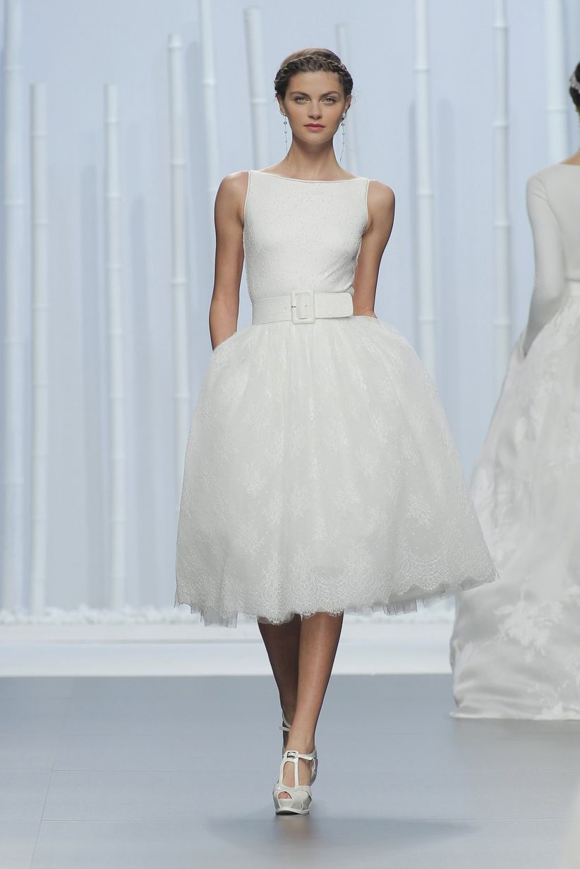 60 vestidos de novia para el civil: elegancia con mucho estilo