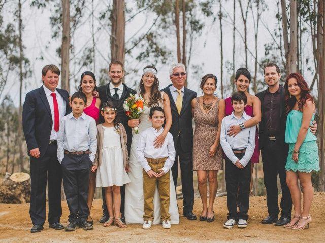 Qué hacer si no quieren invitar a un miembro de la familia al matrimonio