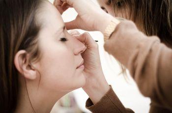 Evita que se estropee el maquillaje de tus ojos