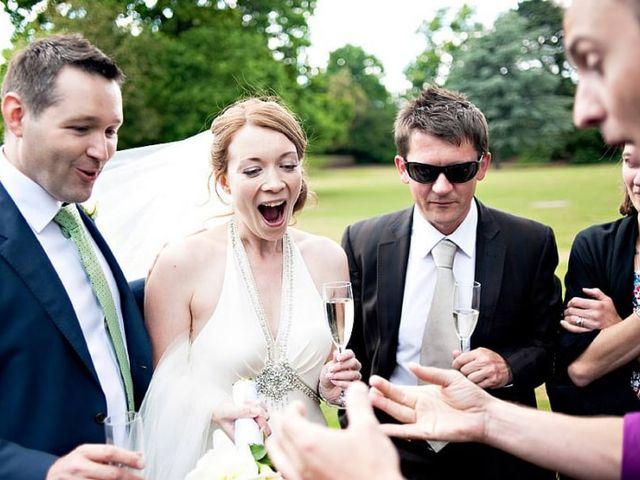 Ideas diferentes para el brindis del matrimonio