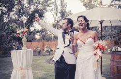 Consejos para realizar el brindis de matrimonio