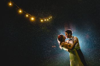 6 ideas para iluminar su matrimonio de noche