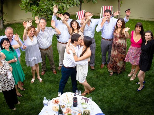 Receta para los invitados de los recién casados