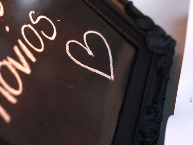 Ideas para la mesa de firmas de tu matrimonio