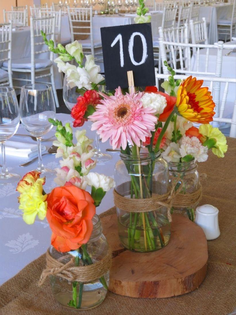 14 originales centros de mesa Centros de mesa originales