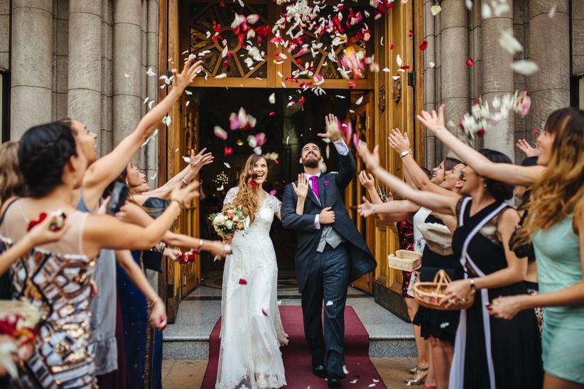 Matrimonio Catolico Protocolo : Protocolo de entrada a la iglesia cuándo cómo y en qué orden