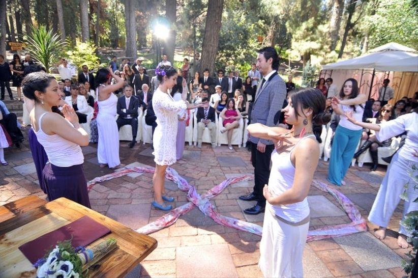 Matrimonio Simbolico Chile : Ceremonias simbolicas