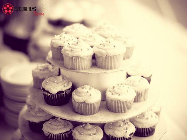 Ofrece unos ricos cupcakes en tu matrimonio