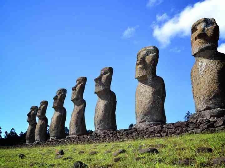 Disfruten de la riqueza cultural de Isla de Pascua en su luna de miel