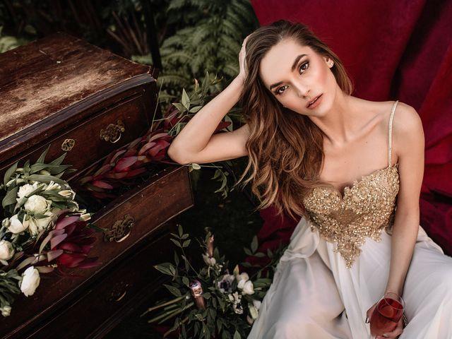 ¿Maquillaje natural o definido para novias?