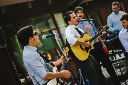6 tipos de grupos de música para tu matrimonio
