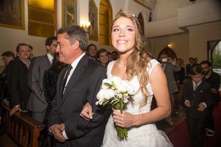 ¿Sabes de qué lado debe entrar la novia a la iglesia?