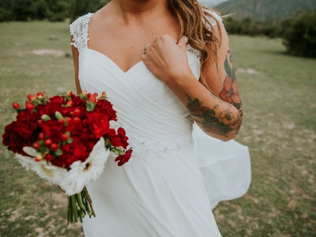 Novias que rompen con los cánones de novia tradicional