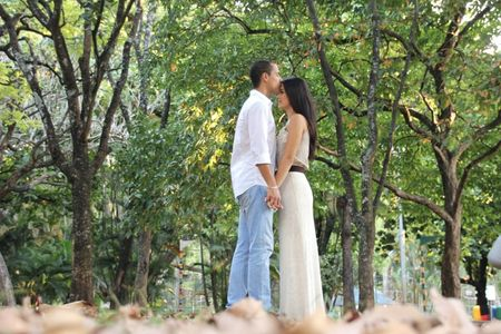 ¿Cómo vestir para una sesión de fotos Pre-matrimonio?