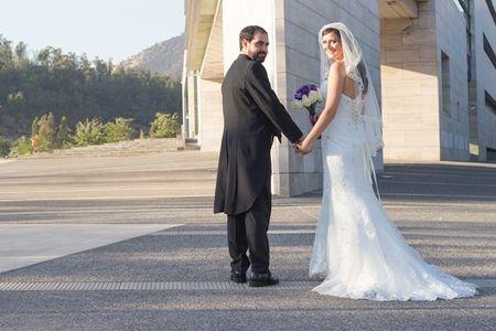 Consejos de estilo cuando la novia es más alta que el novio