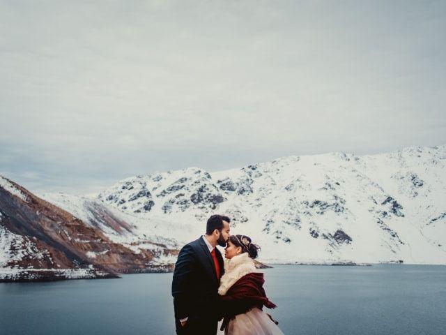 Las mejores locaciones para casarse en otoño