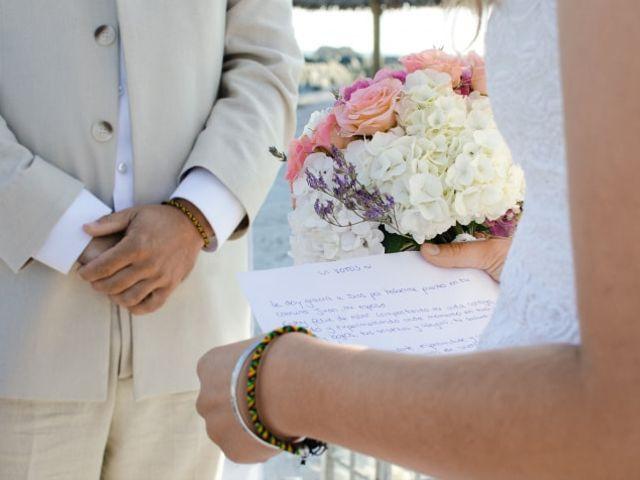 10 trucos para escribir los votos matrimoniales