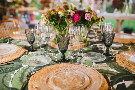 ¿Cómo elegir la vajilla adecuada para el matrimonio?
