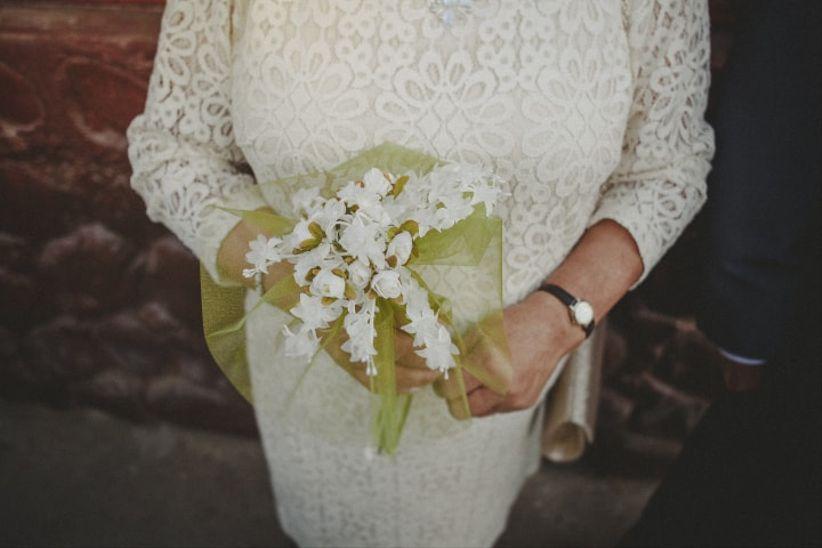 Vestidos de novia para celebrar bodas de oro