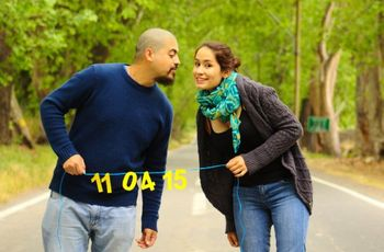 Ideas para un anuncio de matrimonio o 'Save the date'