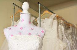 Arrendar el vestido de novia, una opción para abaratar costos