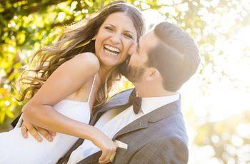 8 momentos muy emotivos para la novia en el día de su matrimonio