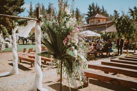 Consejos para decorar su matrimonio al aire libre