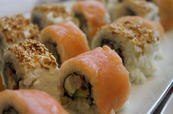 Sorprende a tus invitados con una barra libre de sushi