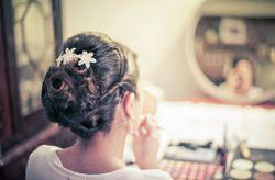 20 tocados de novia con estilo y glamour