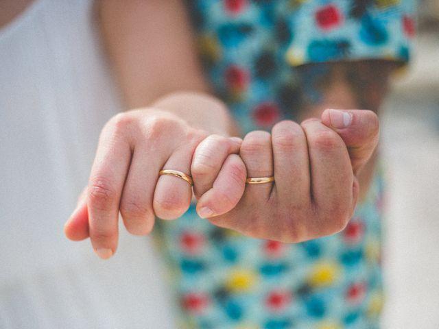 9 alternativas a las clásicas argollas de matrimonio