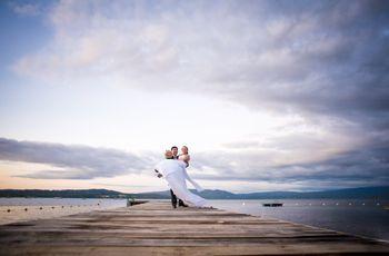 Tomar a la novia en brazos: origen y significado de esta tradición