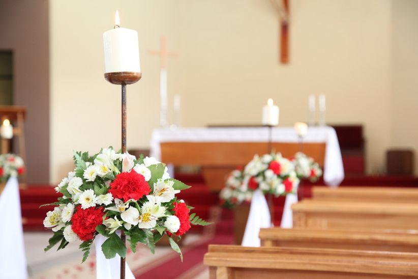 Un Matrimonio Catolico : Símbolos de un matrimonio religioso