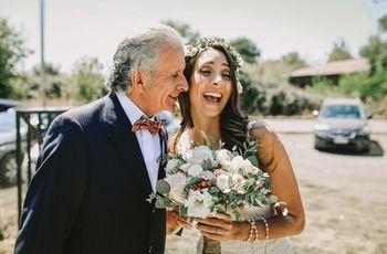 El rol del padre de la novia en el matrimonio
