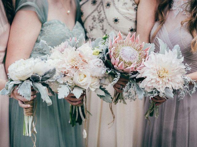 Las 5 flores más cotizadas para ramos de novia