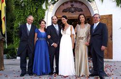 Padrinos para matrimonios por la iglesia