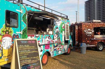Food trucks y carritos: el banquete a cuatro ruedas