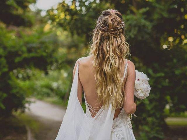 6 tendencias en complementos para novias 2018