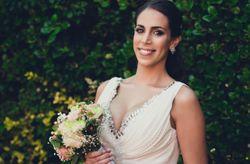Vestidos para novias con mucho pecho