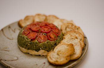 5 propuestas para un matrimonio con menú vegetariano