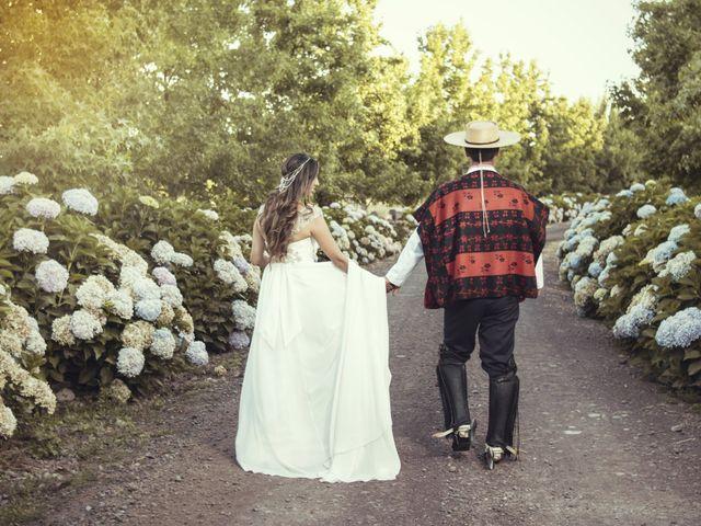 Guía para un matrimonio en fiestas patrias