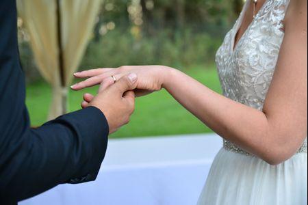 Dónde y cuándo ponerse la argolla de matrimonio