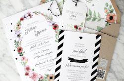 Partes para un matrimonio campestre