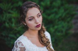 30 peinados informales para novias que te encantarán