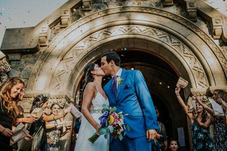 5 ideas para las primeras fotos del día del matrimonio